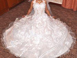 Весільна сукня Терміново Ціну знижено