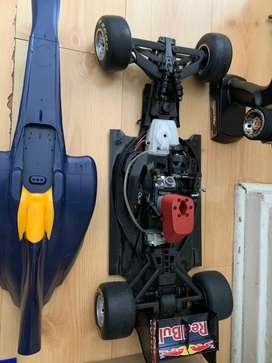 Red bull RB7 rc