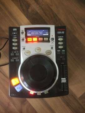 Vestax Professional Mp3 CD Player CDX-05 As New