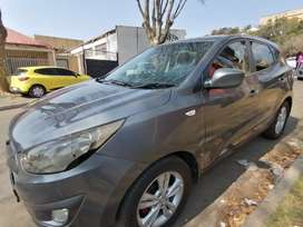 HYUNDAI IX35 AVAILABLE IN EXCELLENT CONDITION