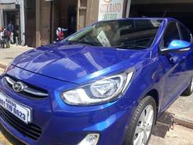 Hyundai Accent 1.6 Hatch