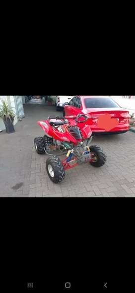 Sam Bashan Quad bike 250cc manual