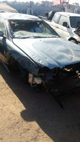 Jaguar X type stripping for spares