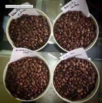 100% робуста Голубой Дракон Вьетнам 18-19 скрин. Кофе в зернах, кава