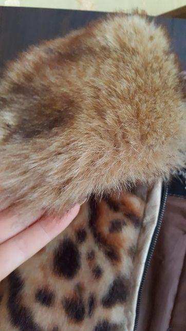 Леопардовая шубка/или обмен Запорожье - изображение 5