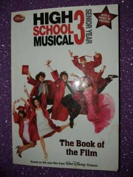 High School Musical 3 - The Book Of The Film - NB Grace.