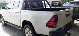 2017 toyota hilux 2.4 diesel  double cab