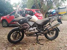 BMW GS 1200 Adventure for sale