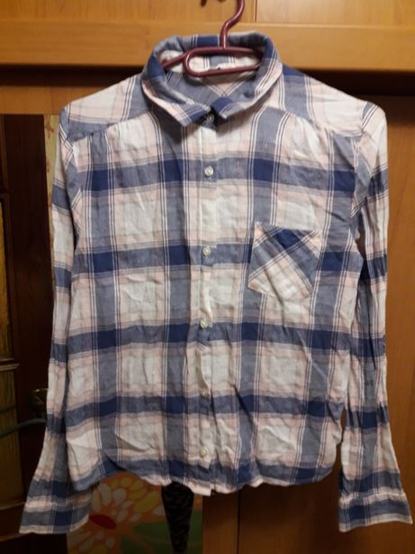 Байковые рубашки для девочки H&M Новая Каховка - изображение 4