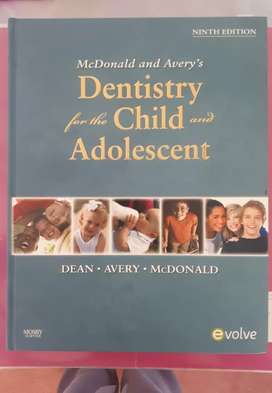 Dentistry for the Child and adolescent