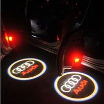 Audi Led Logo Projektor A1 A4 A5 A6 A8 TT R8 Q5 Q7 super!!!