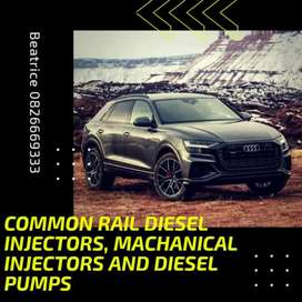 Common rail diesel Injectors available