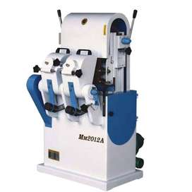 Double broomstick sander/Rodmilling machine