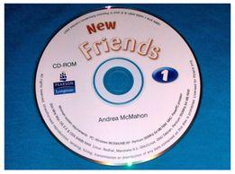 płyta CD - New Friends 1 do nauki języka angielskiego