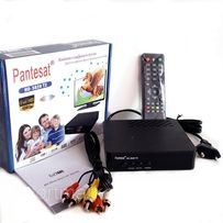 Цифровой ТВ-ресивер DVB-T2 Pantesan HD-3820 тюнер