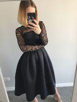 Sukienka asos midi lipsy Lou sugarfree missguided lavika vestito zara
