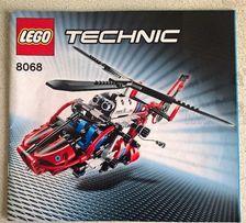 конструктор Lego Technic 8068