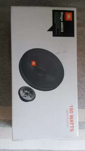 JBL Stage 600CE Car audio component speakers