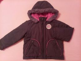 Демисезонная куртка на 5 лет девочке