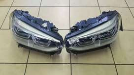 BMW X3 HEAD LIGHT  RIGHT AND LEFT SIDE brand new AVAILABLE