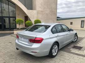 2016 BMW 320i Automatic facelift edition