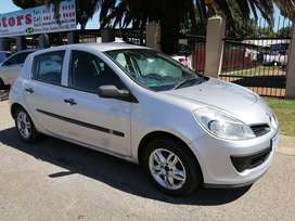 2008 Renault Clio 3 1.6 Expression 5-dr