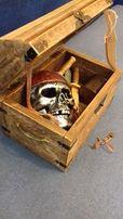 Сундук пирата. Піратська скриня. Подарок.