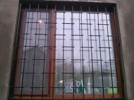 Решётки металлические. Двери, балконы, мафы