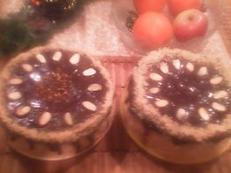 домашние торты и пироги под заказ