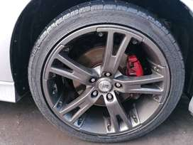 18inch rims and tyres for sale