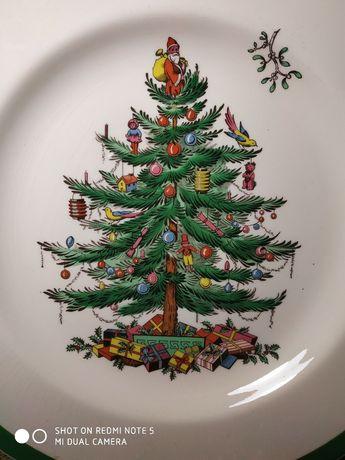 Тарелка spoge колекционная керамика