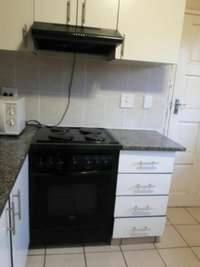 Image of Stove with extractor