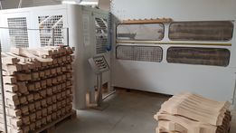 Frezarko kopiarka liniowa FC8 BACCI do obróbki drewna krzeseł listew