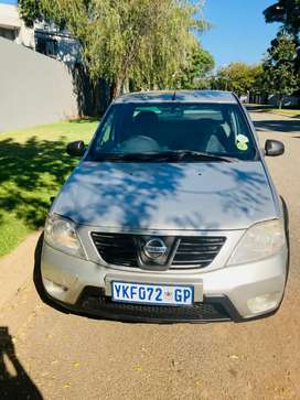 2012 NISSAN NP200 FOR ONLY R65K!!