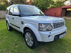 2011 LAND ROVER Discovery 4 3.0TD SDV6 HSE