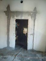 Демонтаж. Резка бетона. Вырезать проем, расширить дверь