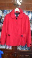 Пальто коротке плащ Куртка 46 - 48 розмір