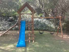 New jungle gym R6800 free installation ex delivery