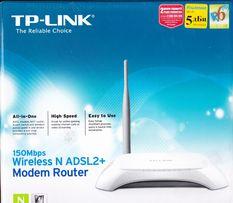 Роутер TP-LINK Wireless N ADSL2+