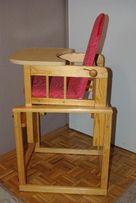 Krzesełko do karmienia Drewex