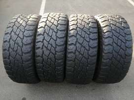 265 65 R17 Cooper ST Maxx Offroad Tyres