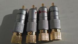 Продам межблочные RCA коннекторы Nakamichi