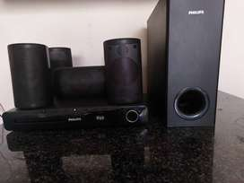 Philips 5.1 HDMI Home Theater (HTS3520)