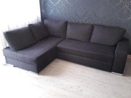 Rozkładany narożnik+ fotel