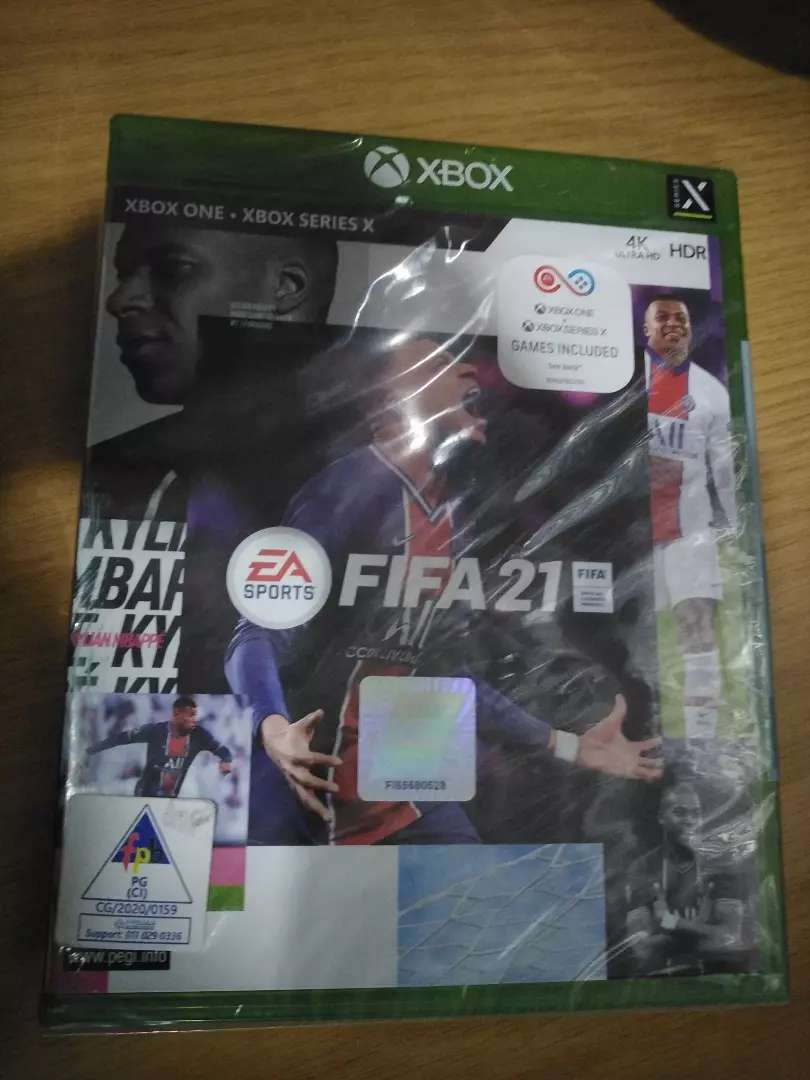 5 day s special offer Xbox one fifa 2021