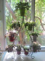 стойка для цветов на 9 вазонов