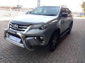 TOYOTA FORTUNER 2.8 GD6 4X2