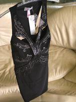 Женское мини платье, брендовое Lipsy VIP бандажное miu prada DG