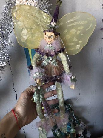 Продам куклу лесной эльф