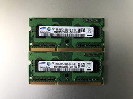 Pamięć RAM Samsung 2x2GB PC3 10600S (4GB łącznie)
